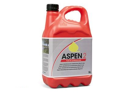 Brandstof Aspen2 - Per liter