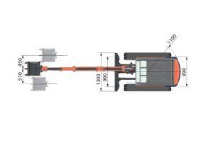 Minikraan 99cm (2)