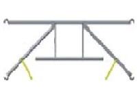 Diagonaal buis ( uitwendig ) 2.5mtr